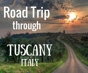 Tuscany Italy Map Of Area.Driving Map Of Tuscany Italy The Road Trip You Should Take