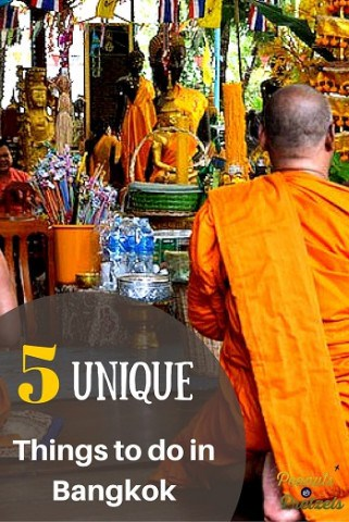 5 unique things to do in bangkok