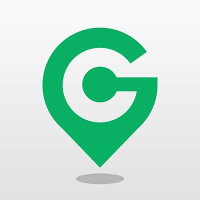 Geocaching app icon is fun to use when traveling
