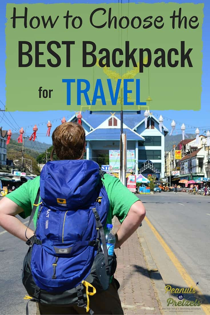 How to Choose the best backpack for travel