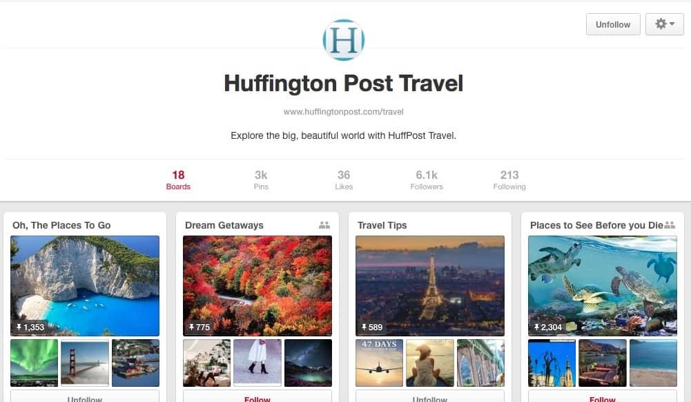 Huffington Post Travel