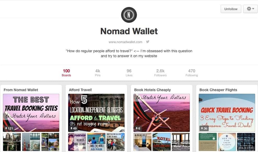 Nomad Wallet