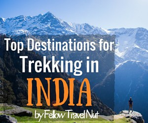 Top Destinations For Trekking In India:  by Trans India Travels