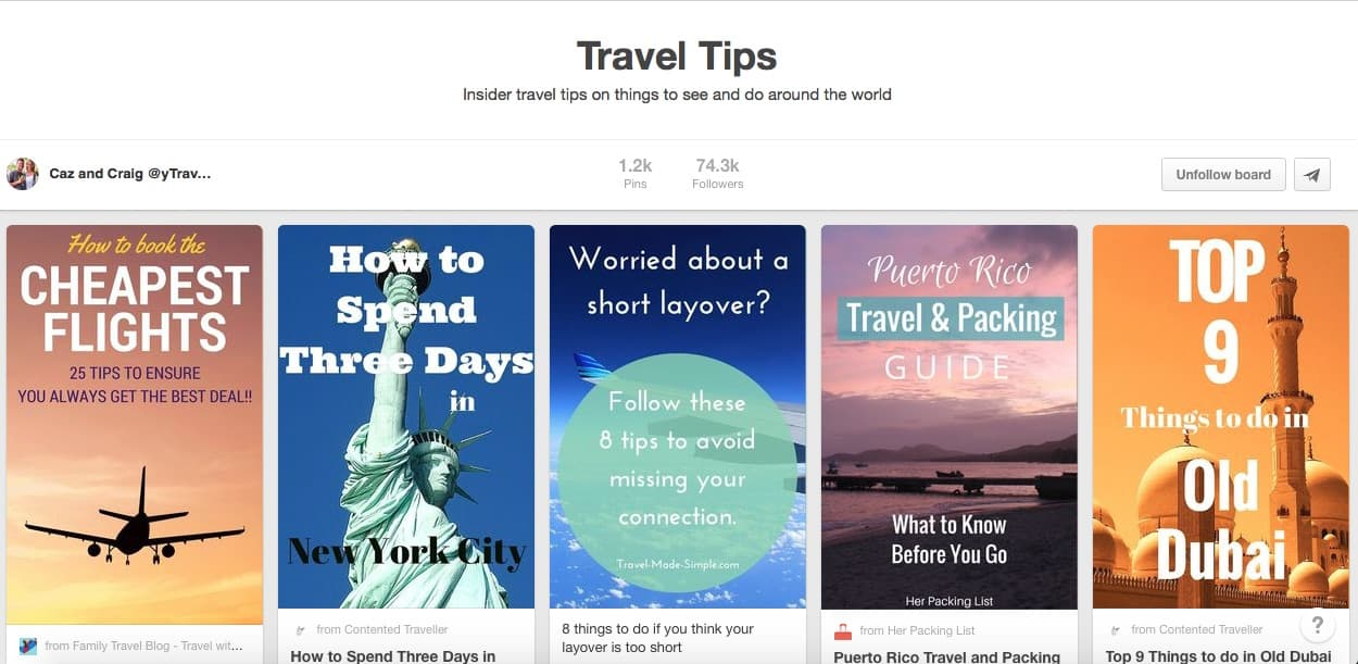 Travel Tips - yTravel