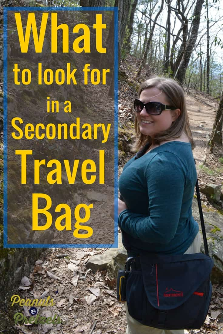 What to look for in a secondary travel bag