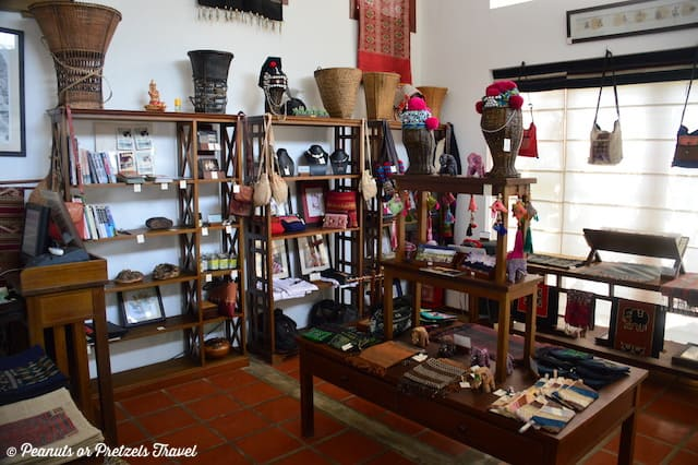 Gift Shop at Riverside Boutique Resort