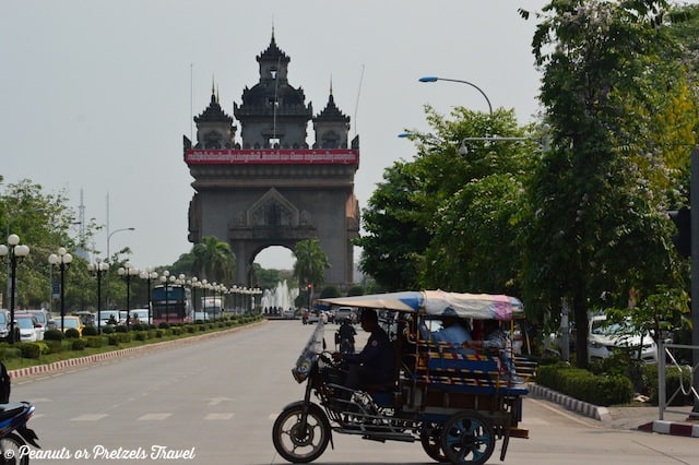 Vientiane is the capital