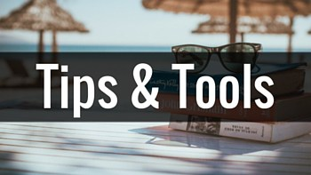 Tips & Tools- Sidebar