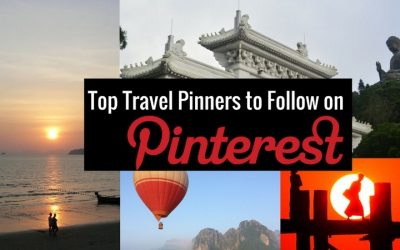 Inspiring Travel Pinners to Follow on Pinterest