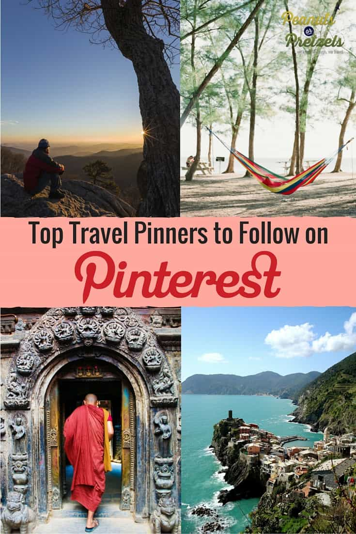 Top Travel Pinners to Follow on Pinterest pin