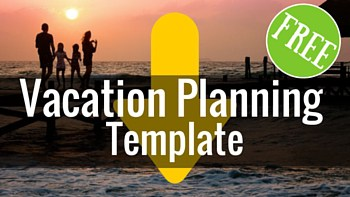 Vacation Planning Template