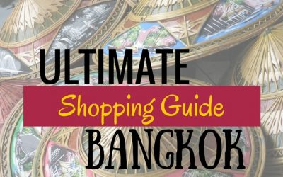 Ultimate Guide to Shopping in Bangkok
