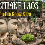 Vientiane is the Capital of What Country?  Where is Laos Anyway?