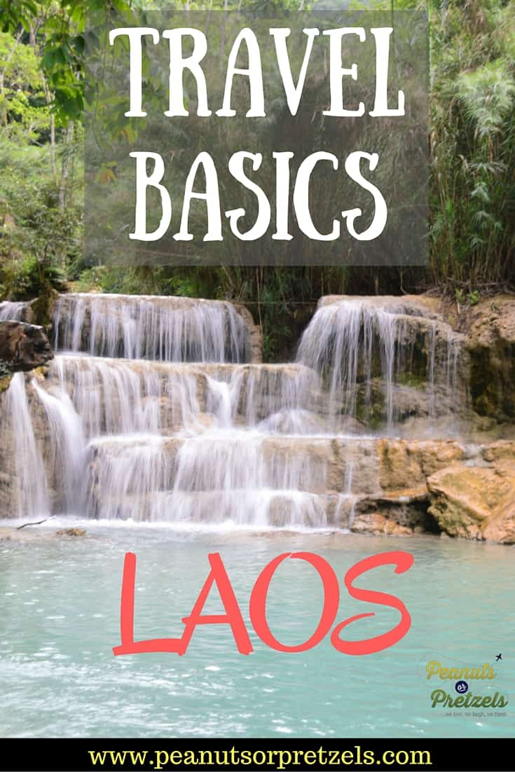 LAOS Travel Basics
