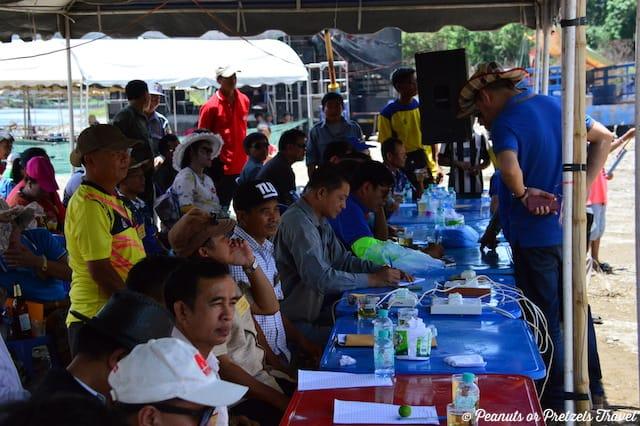Rocket Festival Laos sign up