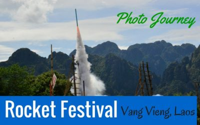 A Photo Journey – The Rocket Festival in Vang Vieng, Laos