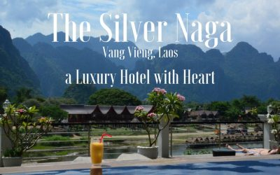 The Silver Naga – a Luxury Hotel in Laos With Heart…and Unforgettable Views