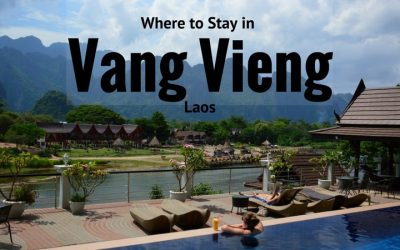 Recommended Vang Vieng Hotels for all Budgets