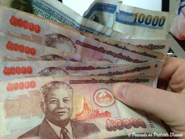 Laos Money