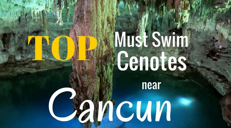 Must Swim Cancun Cenotes & Beyond in the Yucatan