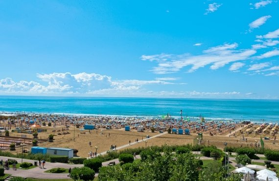Slow Travel in Italy: for a relaxing holiday at the seaside