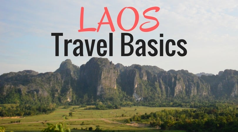 Travel Basics:  Explore Beautiful Laos