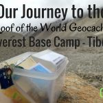 Mount Everest Geocache – Journey to the Roof of the World in Tibet
