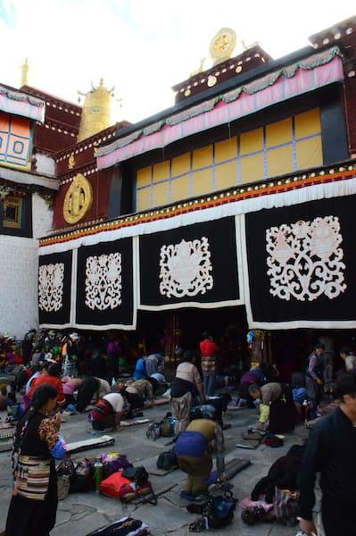 Monastery Lhasa