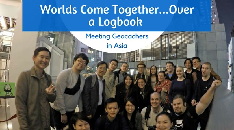 geocachers in asia meet up