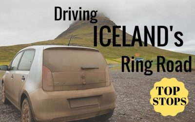 Driving Iceland's Ring Road