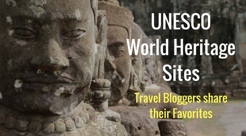 unesco world heritage sites, travel bloggers favorites
