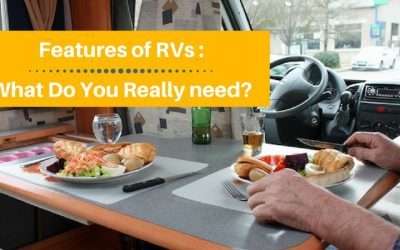 Features of RVs:  What Do You Really Need?
