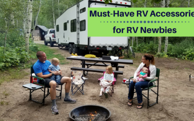 Must-Have RV Accessories for RV Newbies