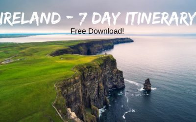 Whirlwind Ireland Itinerary – 7 Days (Self-Driving)