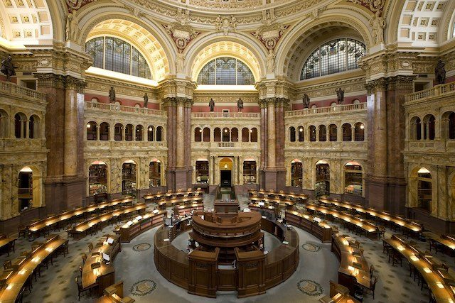 library of congress historical travel usa DC