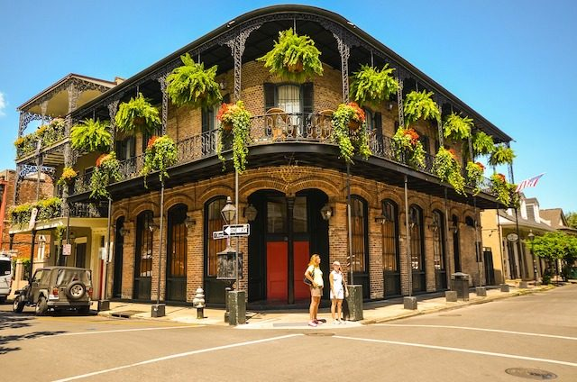 new orleans historic travel usa