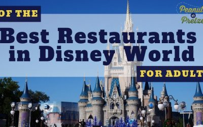5 of the Best Restaurants in Disney World for Adults