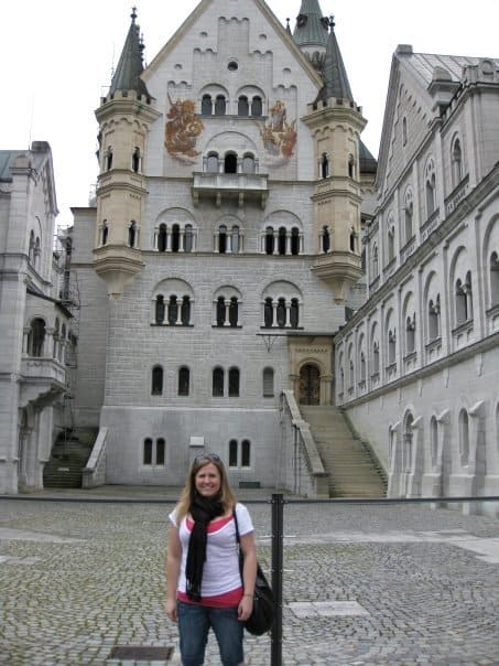 Neuschwanstein castle tours, real cinderella castle, bavaria germany