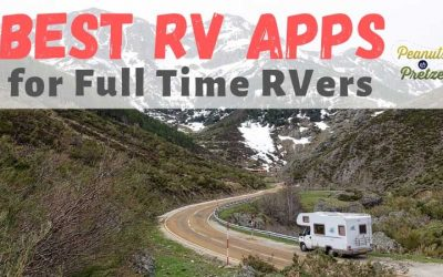 Best RV Apps for Full Time RVers