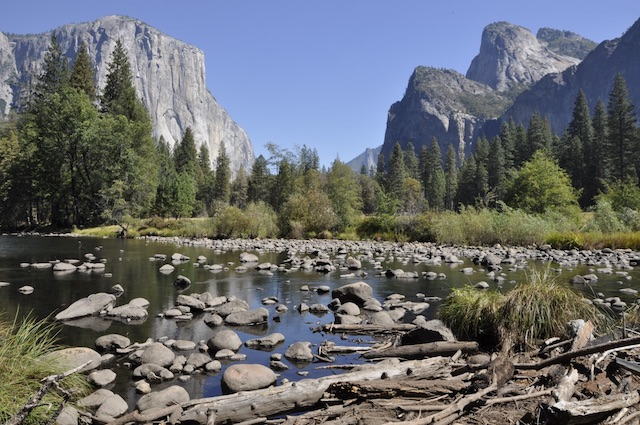 Yosemite National Park, Most Beautiful Places to See in California