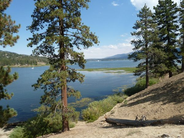 Big Bear Lake, beautiful places in california, day trips from Los Angeles