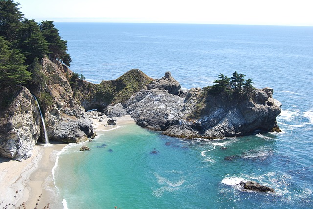 Things to do in big sur, coastline