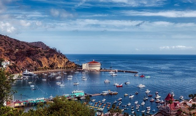 catalina Island, day trip from Los Angeles,