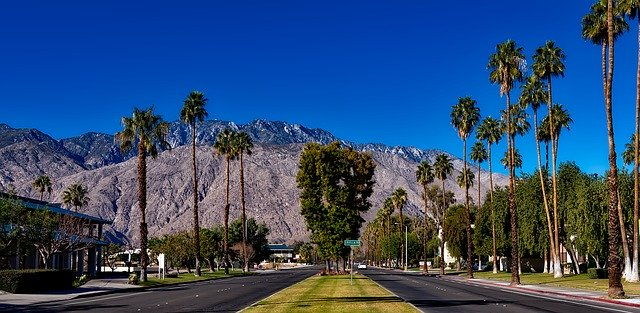 Palm Springs, day trips from San Diego,