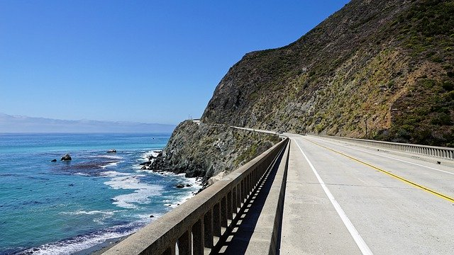 Big Sur, driving highway 1, california coast, things to do in big sur