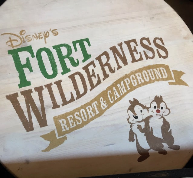 Camping at Disney? Why Stay at Disney's Fort Wilderness Campground!