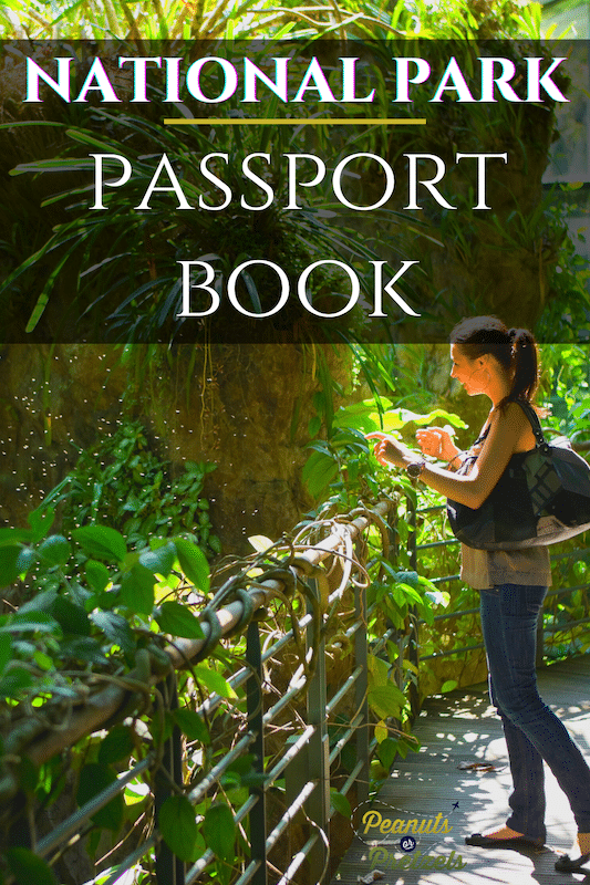 National Park Pass Book, US National parks